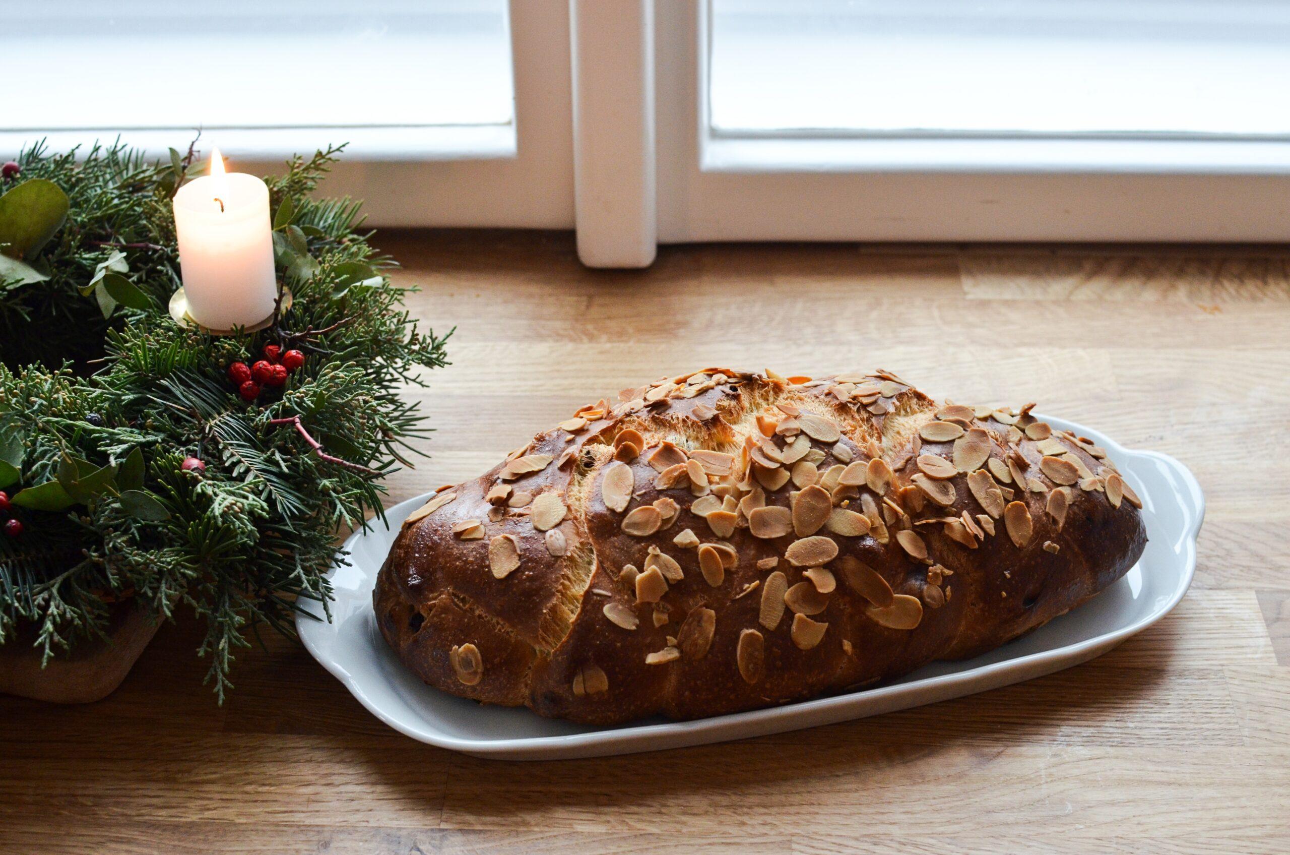 Vánočkové FAQ a vánočka z tuhého kvasu