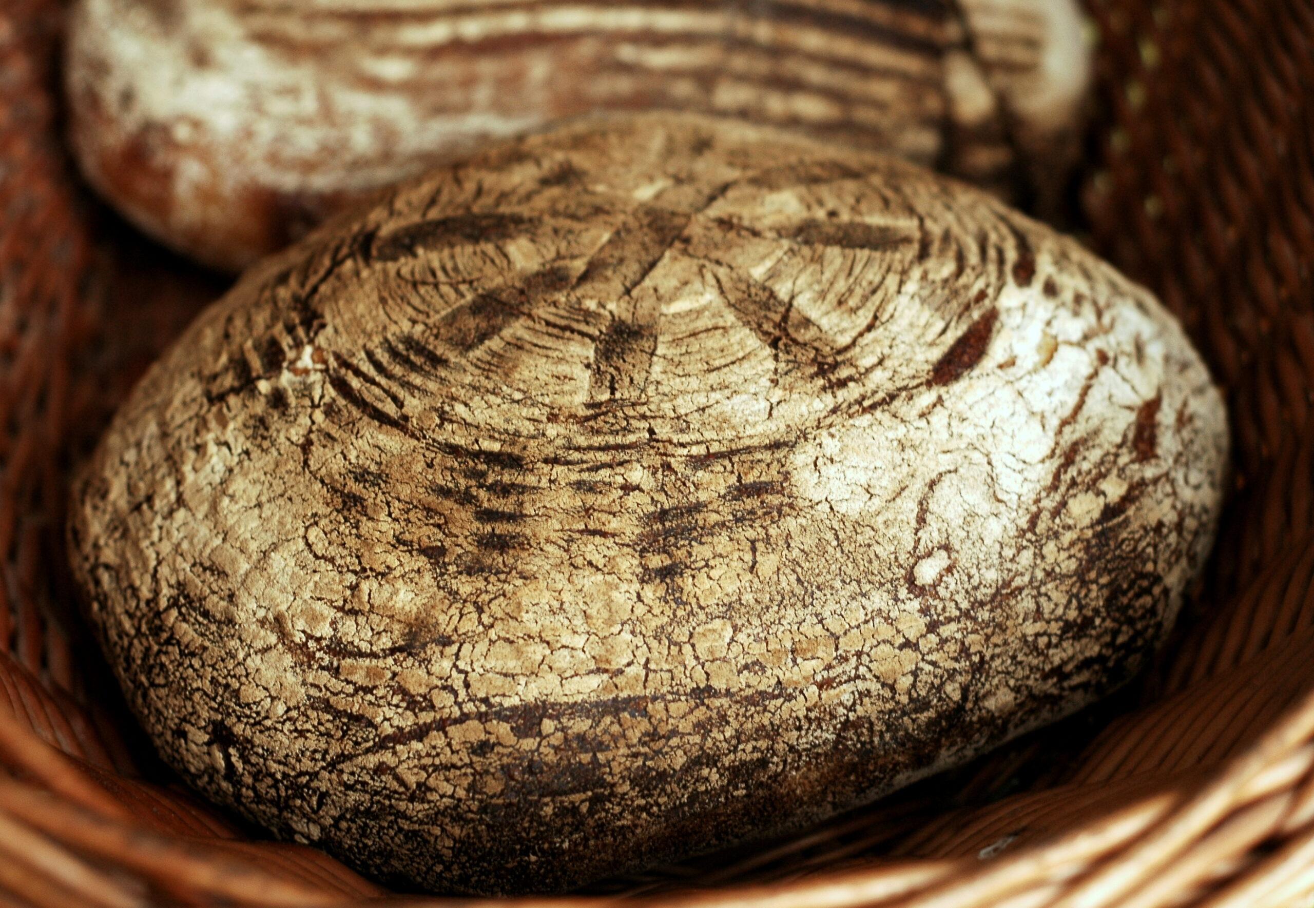 Vinohradský pšeničný kváskový chléb