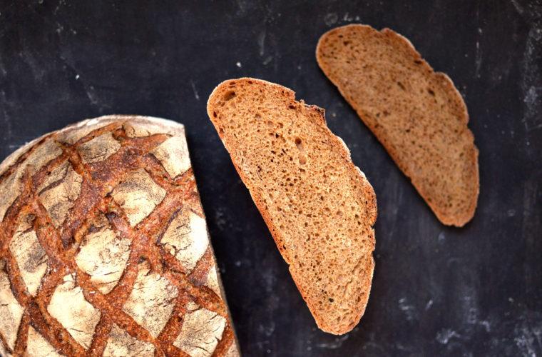 Švédský chléb Limpa