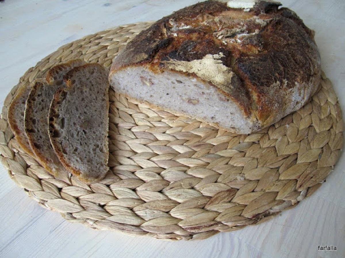 Kvásek uvádí: Ořechový chléb