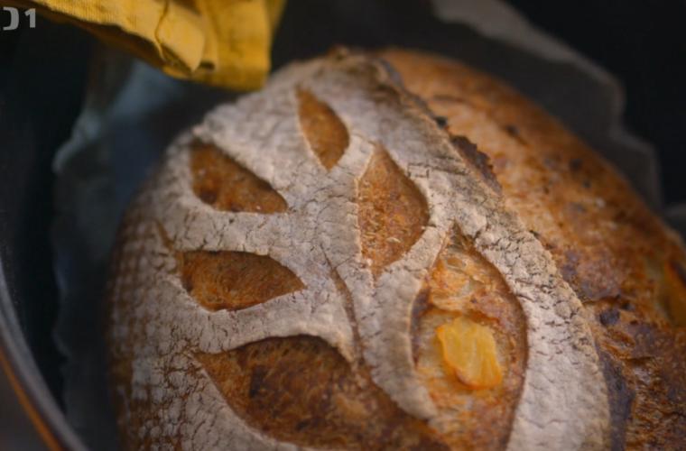 Bramborový pšenično-špaldový chléb z Herbáře