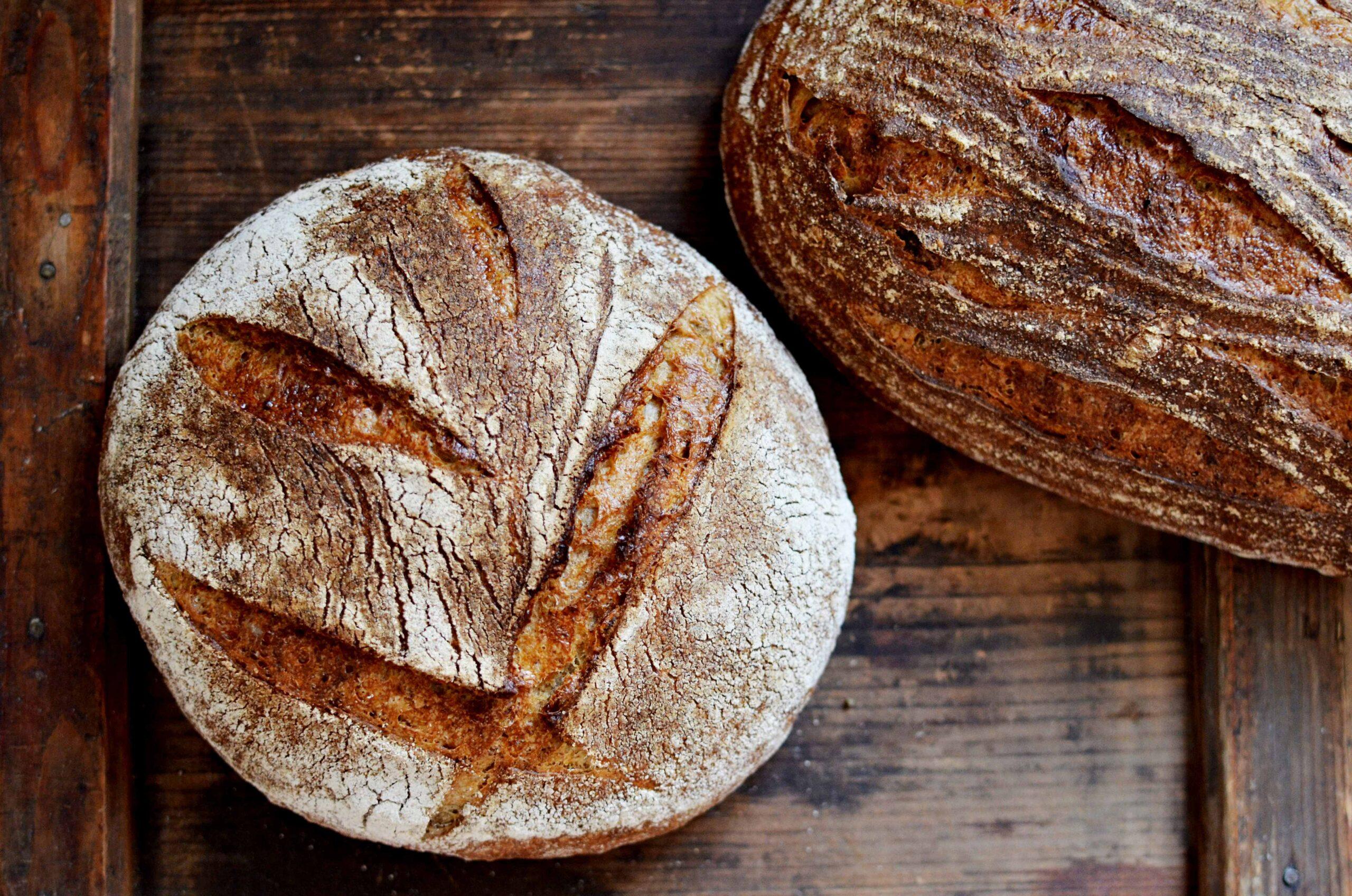 Spasí kváskový chleba vaše trávení?