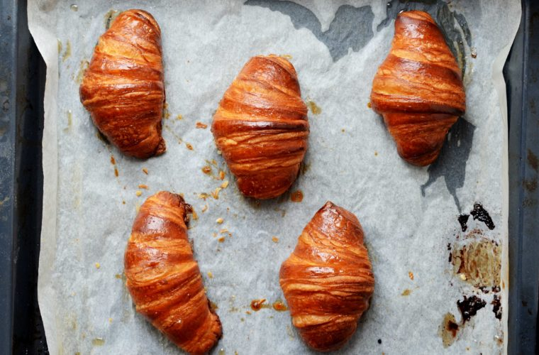 Kvasové croissanty