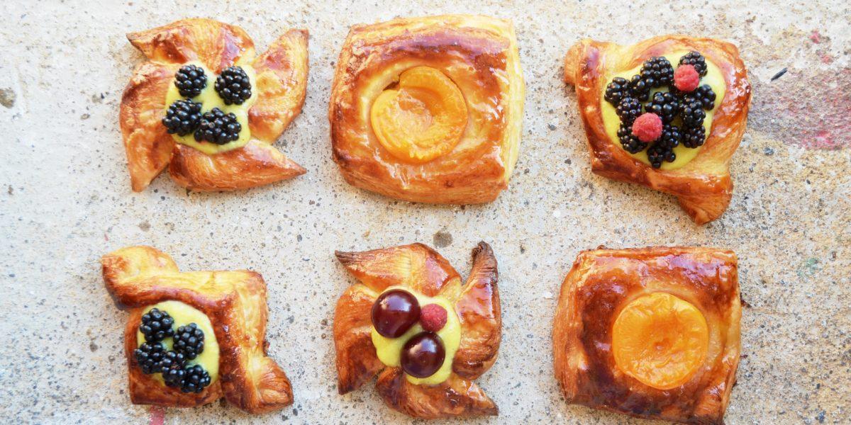 Danish pastry – ovocné a jiné dánské plundry