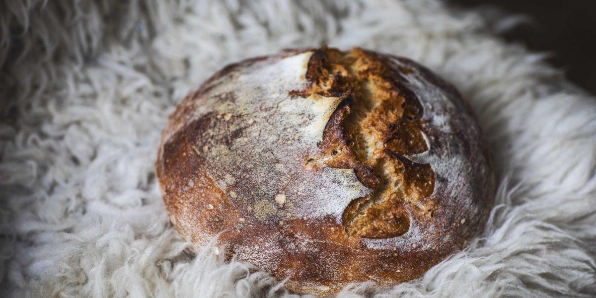 Nehnětený chléb – chleba pro začátečníky