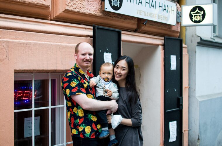 Ve vlastní šťávě: Chceme představit vietnamskou kuchyni na způsob českého knedlíku ve vajíčku – domáckou a plnou chutí, říkají majitelé bistra Nhà hai hành