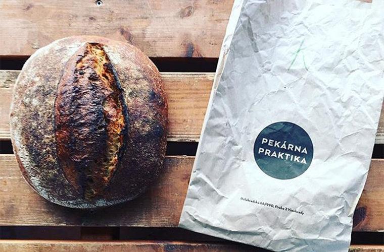 Ve vlastní šťávě s Maškrtnicí o mokrém chlebu, který není pro každého