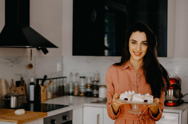 Ve vlastní šťávě: veganská nádivka ani volské oko není problém, říká veganská blogerka Nikoleta Kováčová
