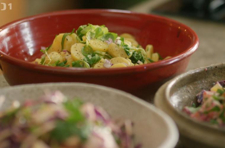Rakouský bramborový salát