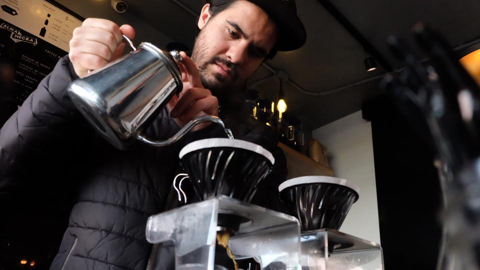 Ve vlastní šťávě: O kávových soutěžích a o tom, k čemu jsou dobré