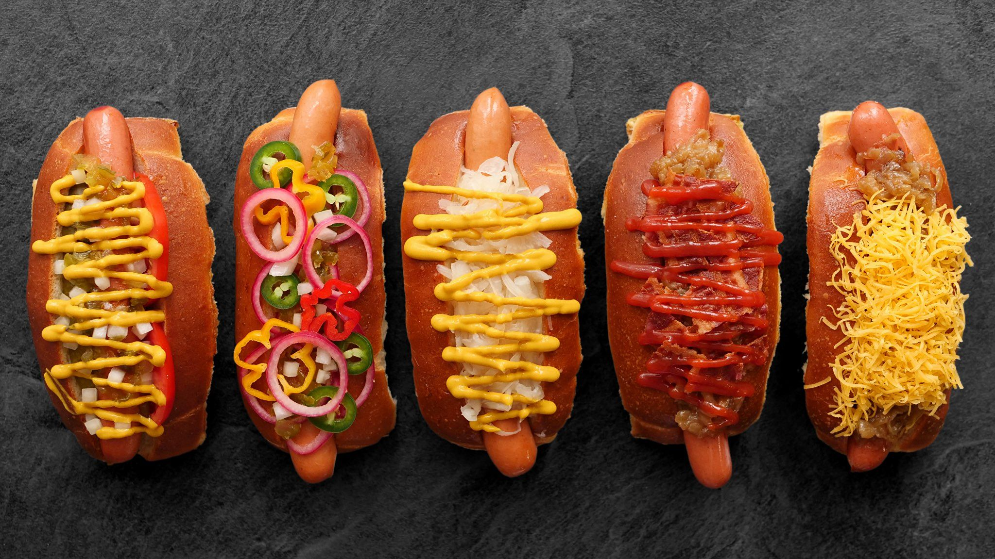 Videorecept Žemle na hot dogy